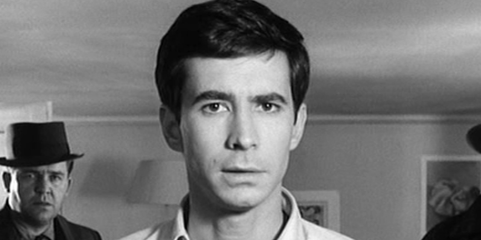60s male icon, movies, Anthony Perkins, The trial