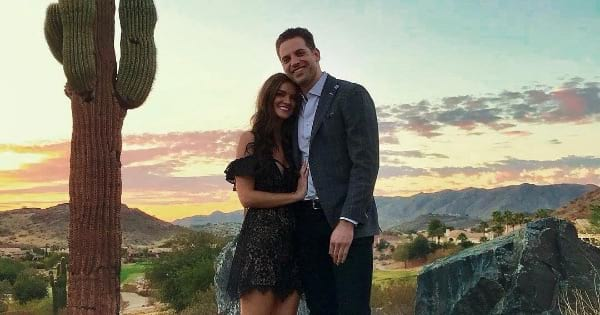 raven gates and adam the bachelor couple love