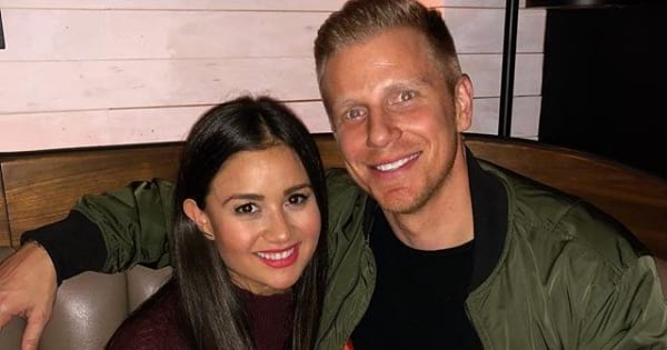 sean and catherine couple love the bachelor