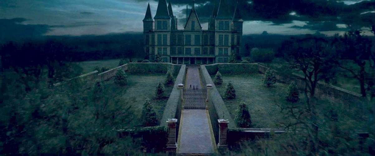 movies, harry potter, Malfoy Manor