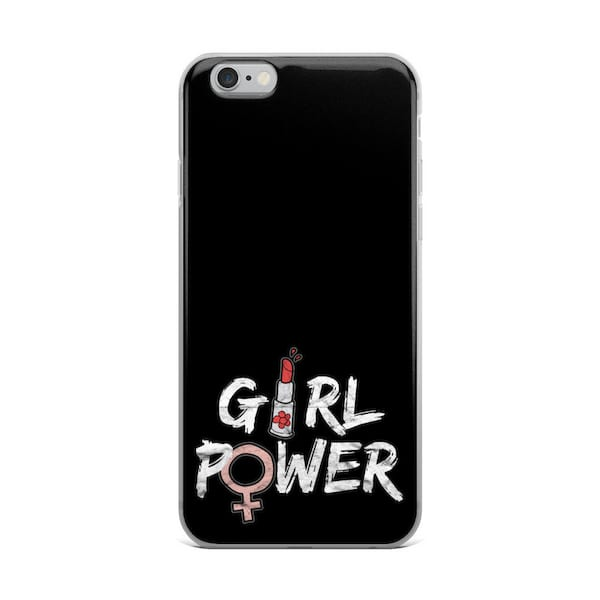 'Girl Power' iPhone case from Etsy