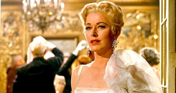 movies, The Sound of Music, 1965, eleanor parker as the baroness, AMC
