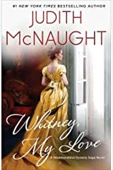 covers of Judith McNaught books from Amazon