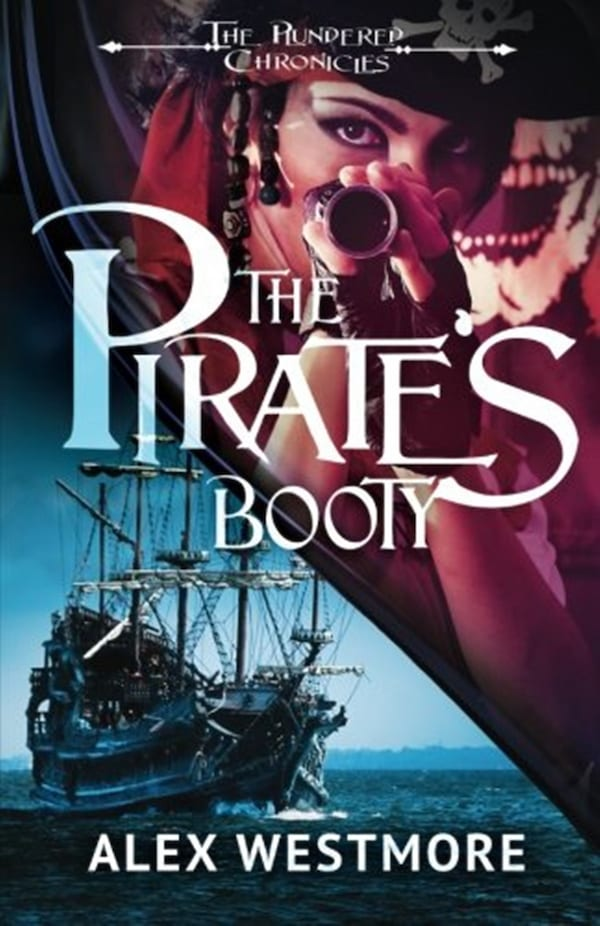 Pirate Romance Novels, cover of The Pirate's Booty by Alex Westmore, books