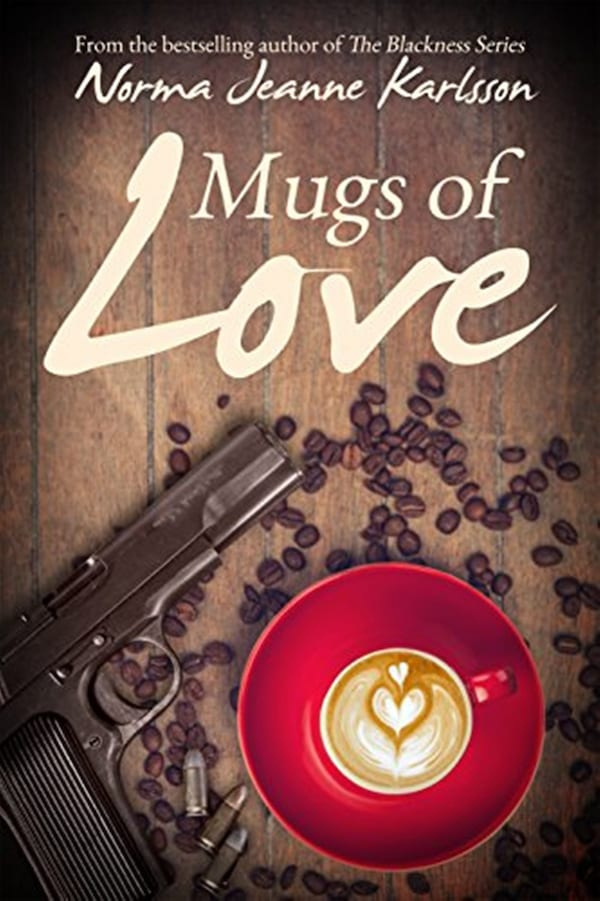 Coffee Shop Romance Novels, cover of Mugs of Love by Norma Jean Karlsson, books