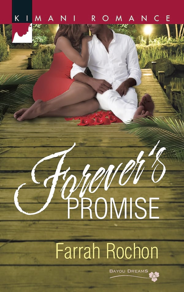 Coffee Shop Romance Novels, cover of Forever's Promise by Farrah Rochon, books