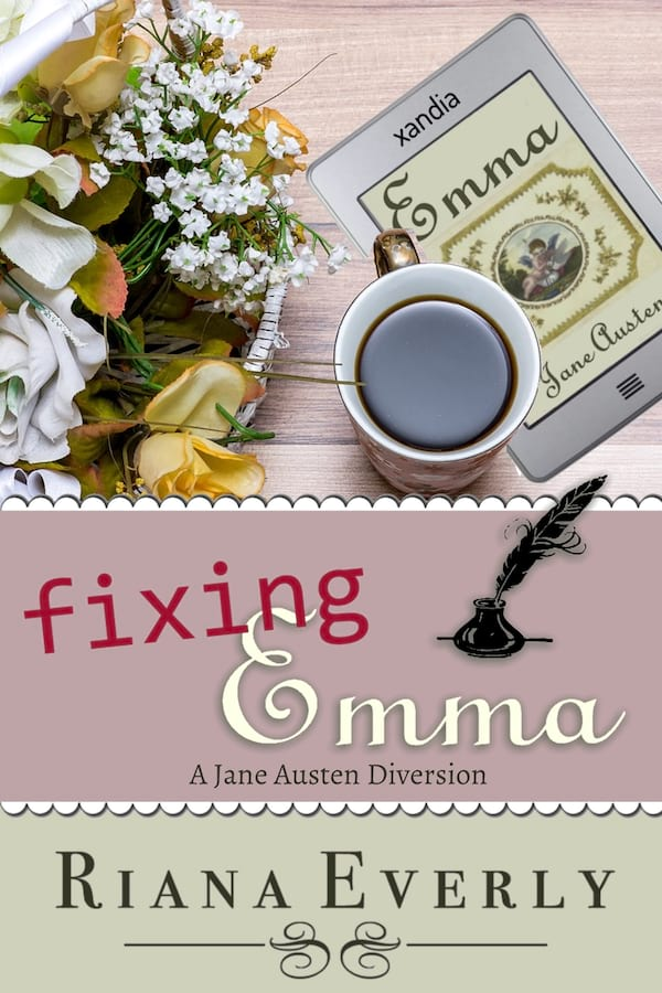 books, cover of Fixing Emma by Riana Everly, Short Romance Stories