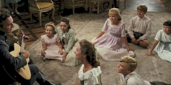 musical, movies, The Sound of Music