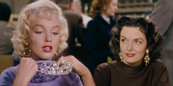 gentlemen prefer blondes, musical, movies