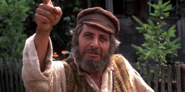 fiddler on the roof, musical, movies