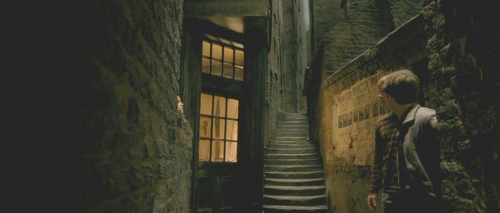 harry potter, movies, Knockturn Alley