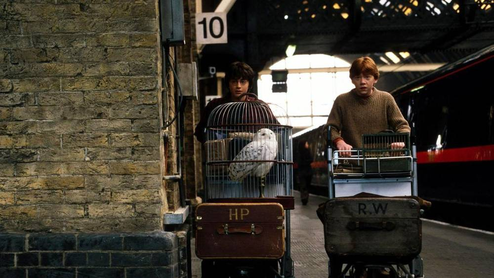 harry potter, movies, Kings Cross