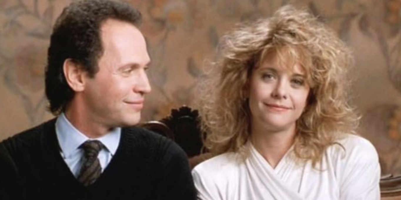 When Harry Met Sally, 80s movie end scene, movies