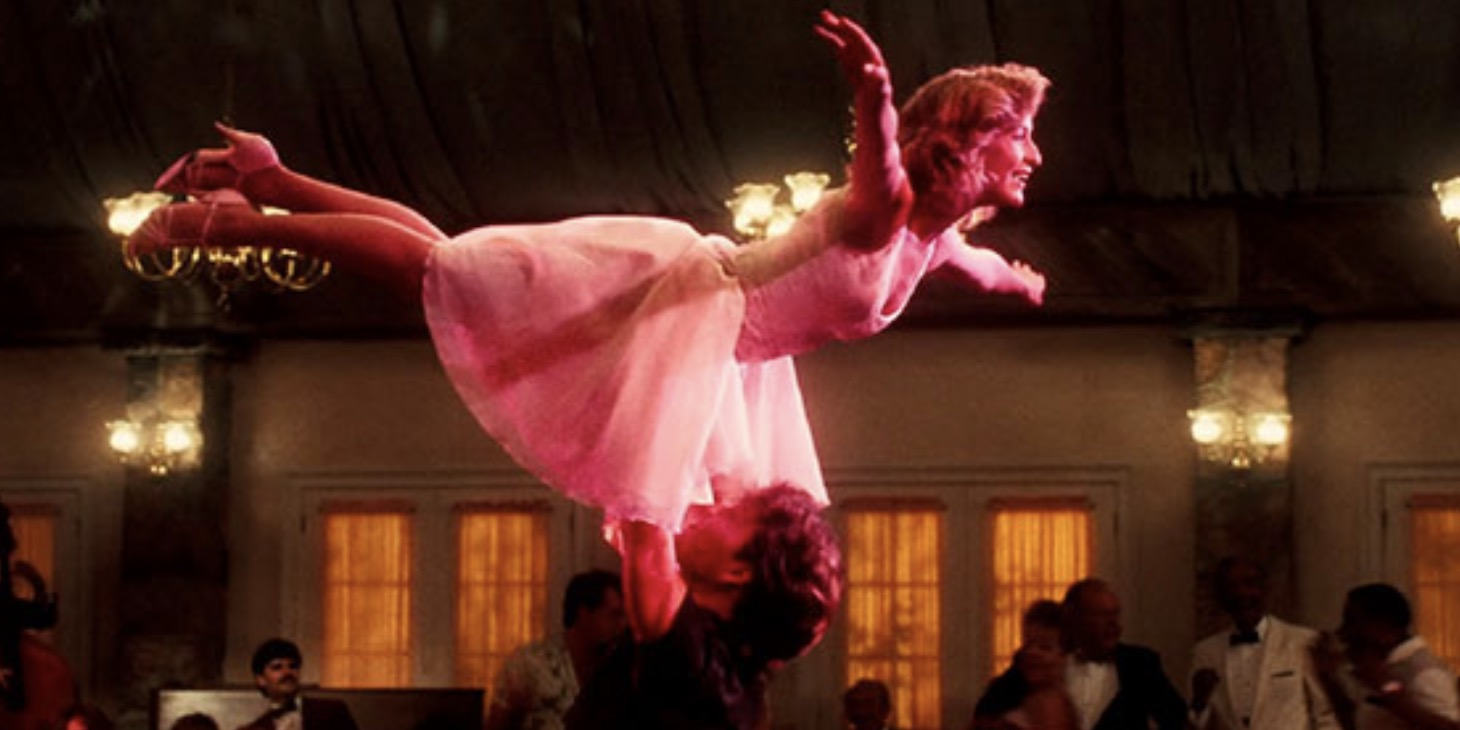 Dirty Dancing, 80s movie end scene, movies