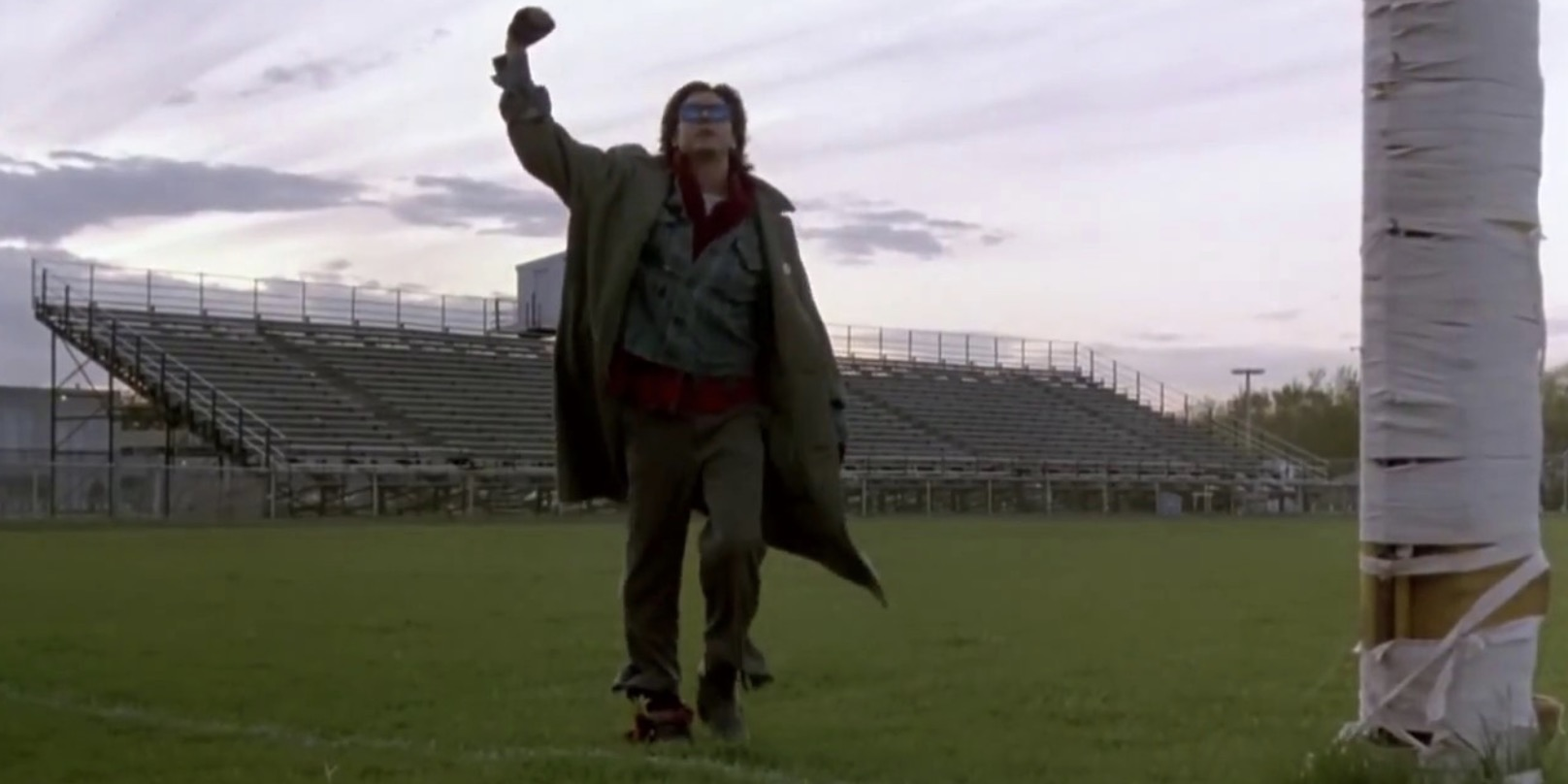 the breakfast club, 80s movie end scene, movies