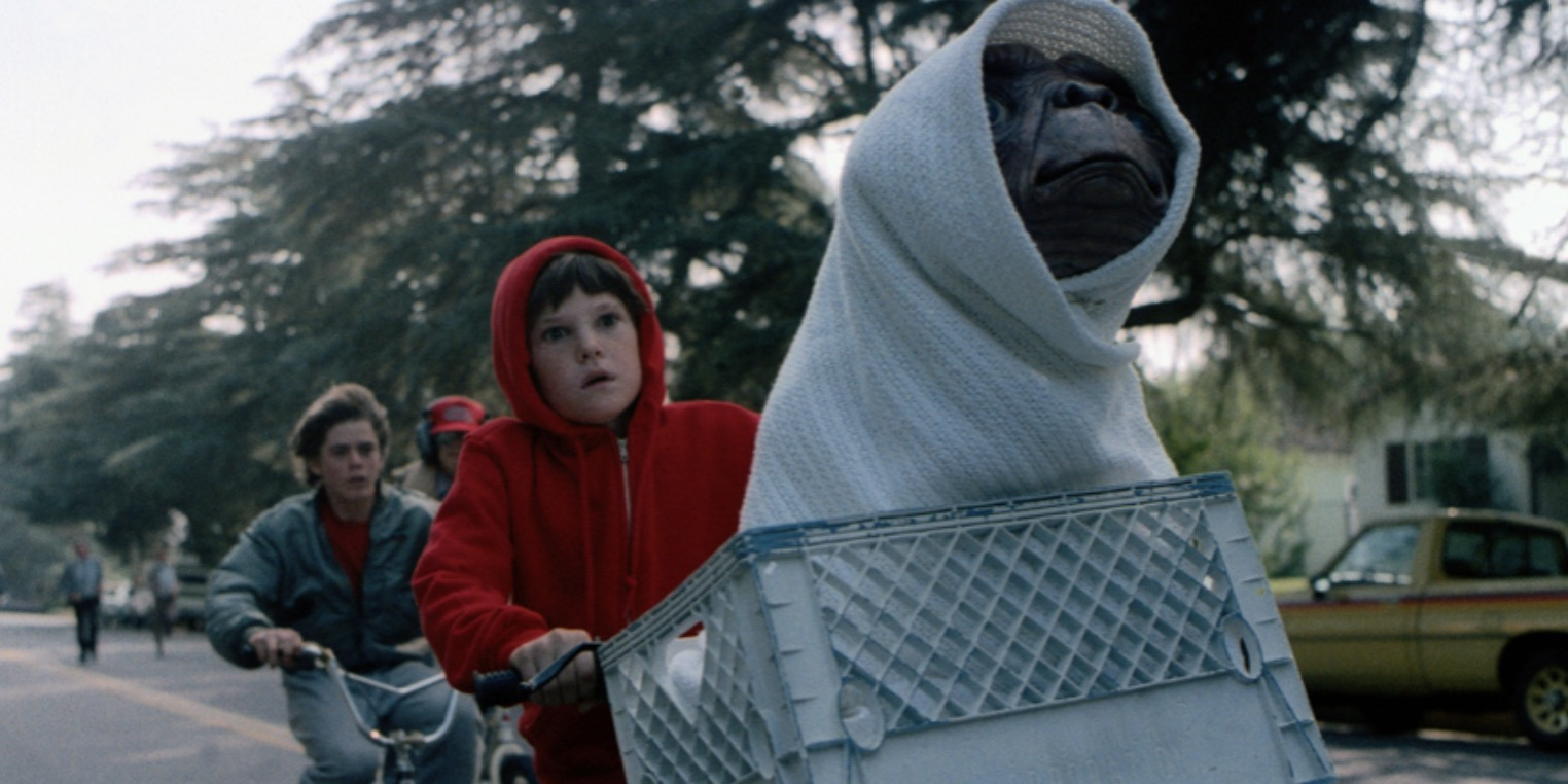 a to z movies, movies, E.T. the Extra-Terrestrial