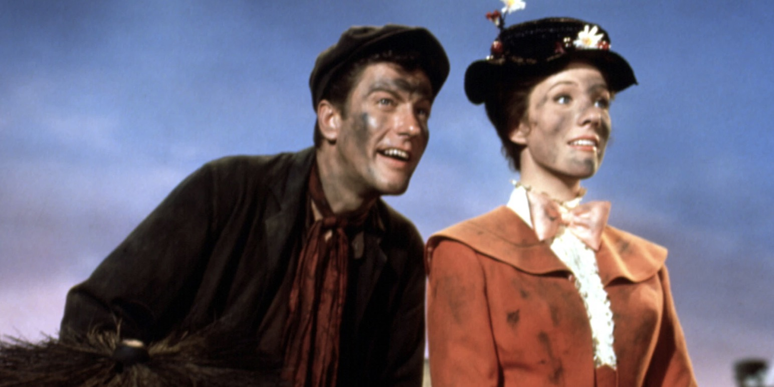 a to z movies, movies, Mary Poppins