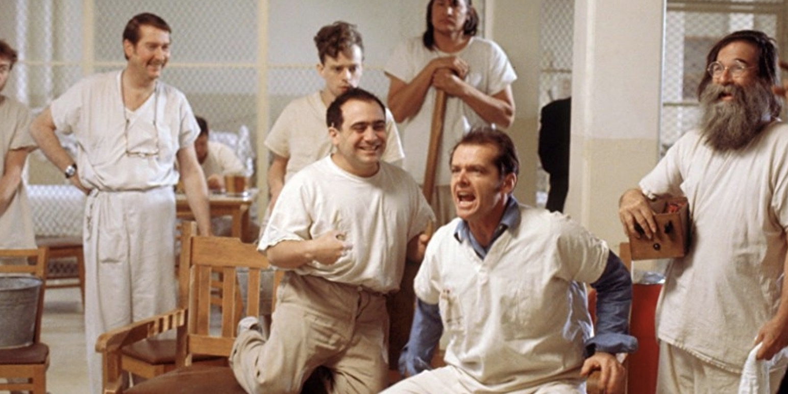 a to z movies, movies, One Flew Over the Cuckoo's Nest