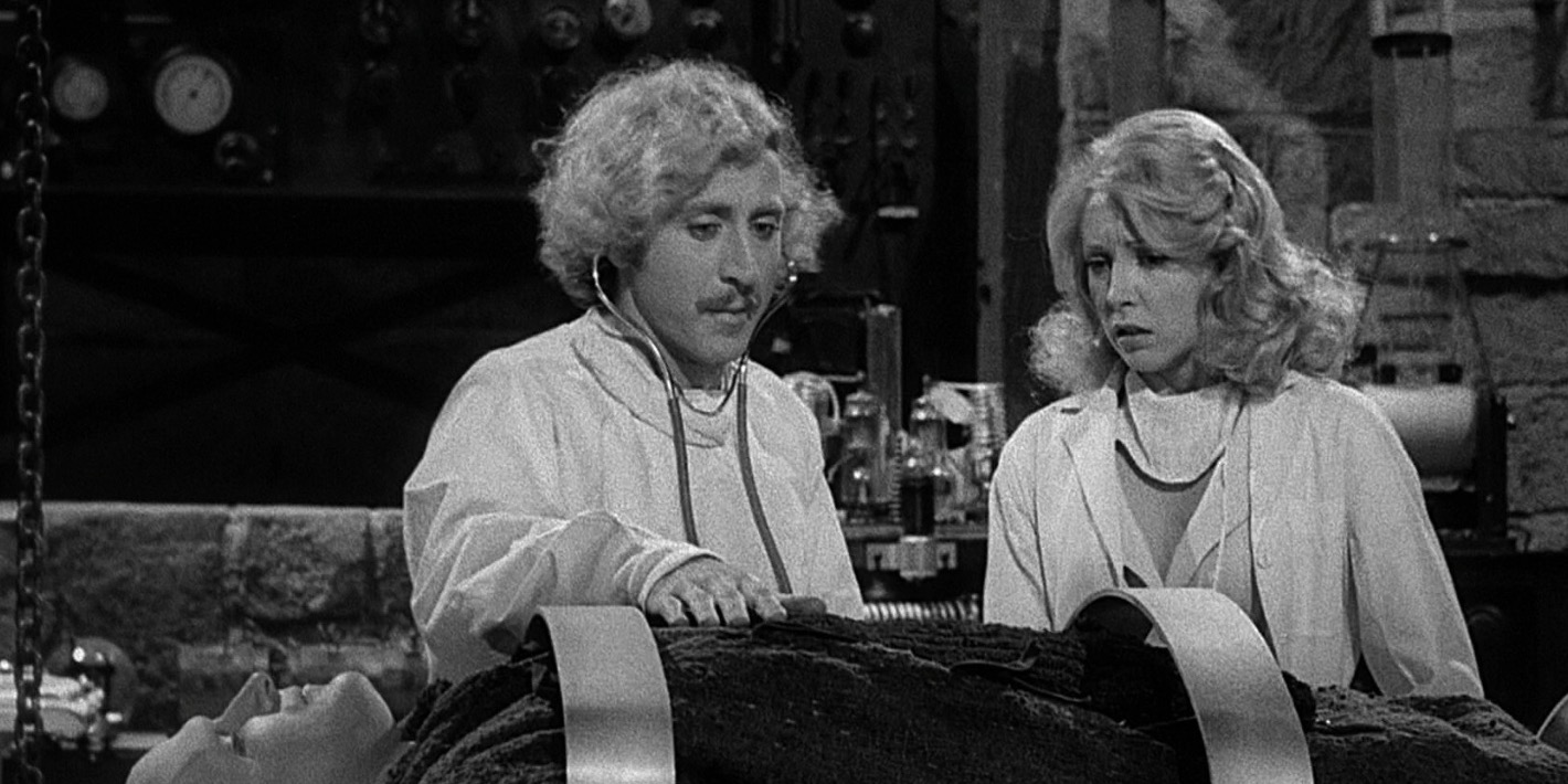 a to z movies, movies, young frankenstein