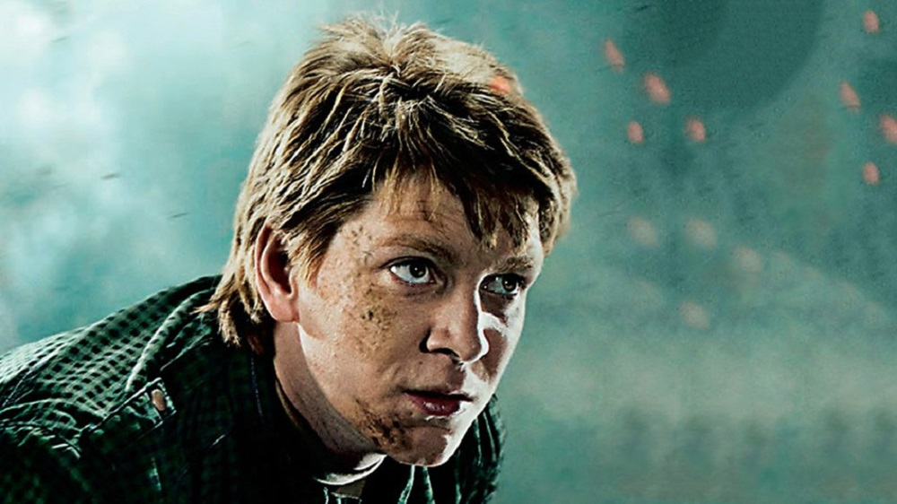 fred weasley, harry potter, movies