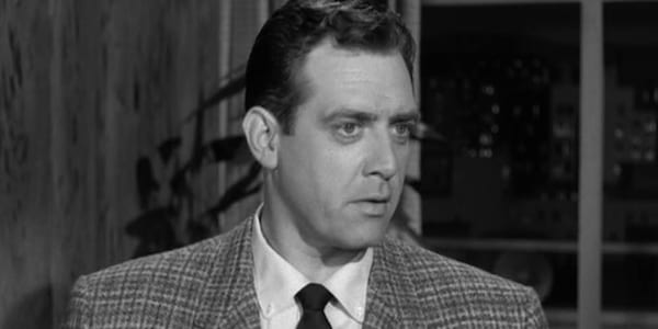 50s male actor, tv, perry mason