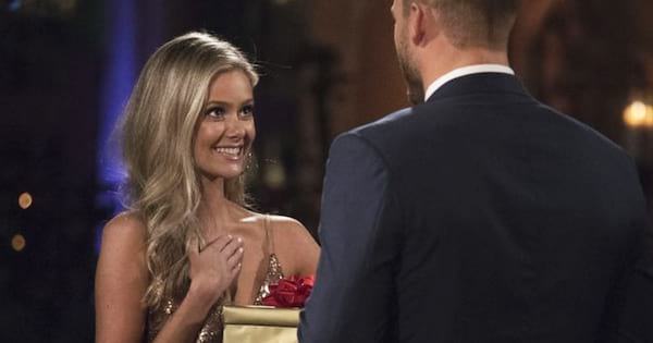 hannah g and blake the bachelor fan reactions