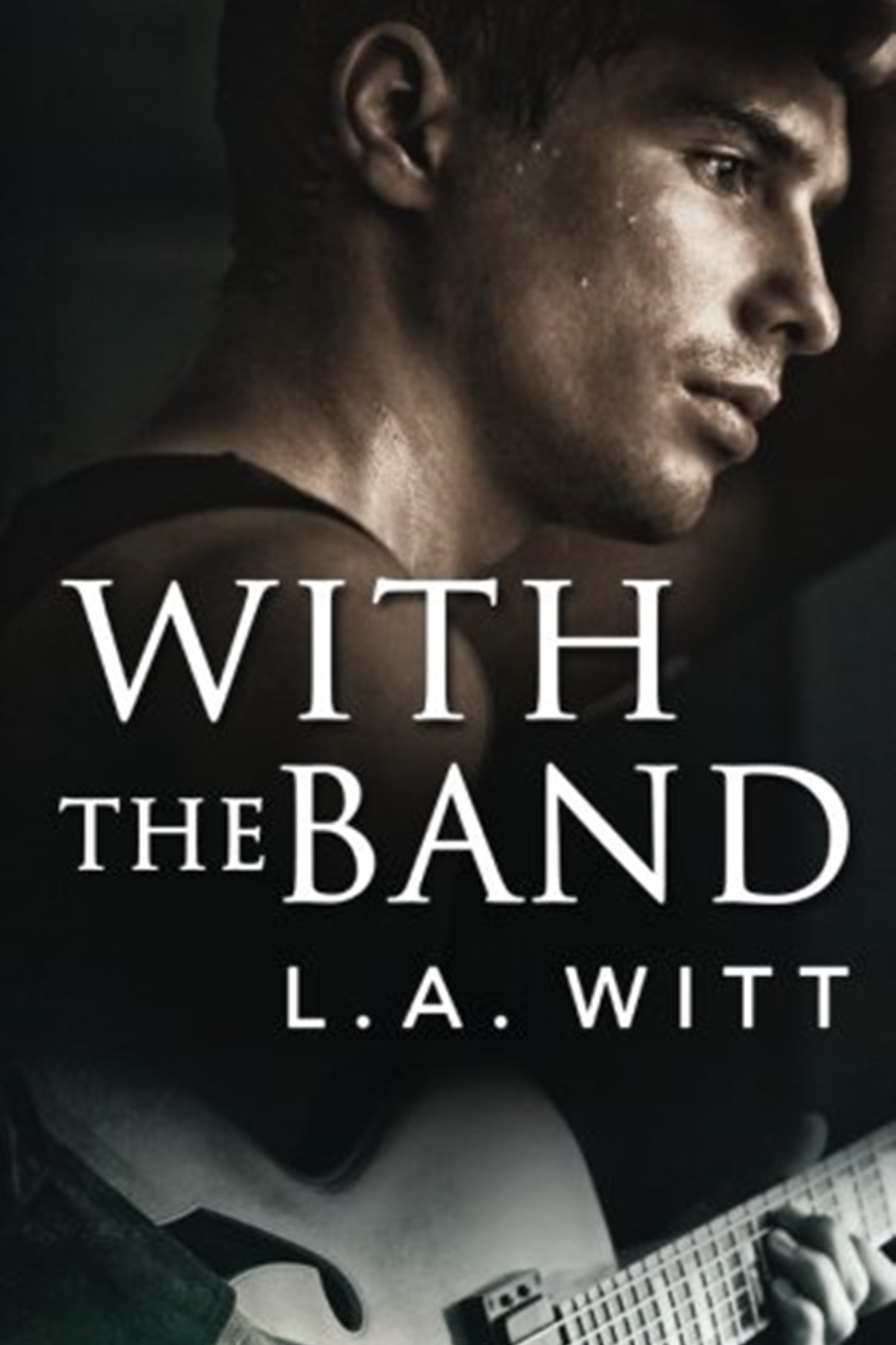 Rocker Romance Novels, cover of With the Band by L.A. Witt, books
