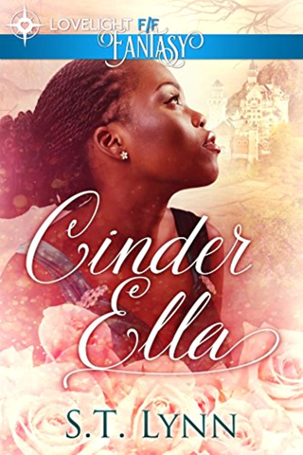 Self-Published Romance Novels, cover of Cinder Ella by S.T. Lynn, books
