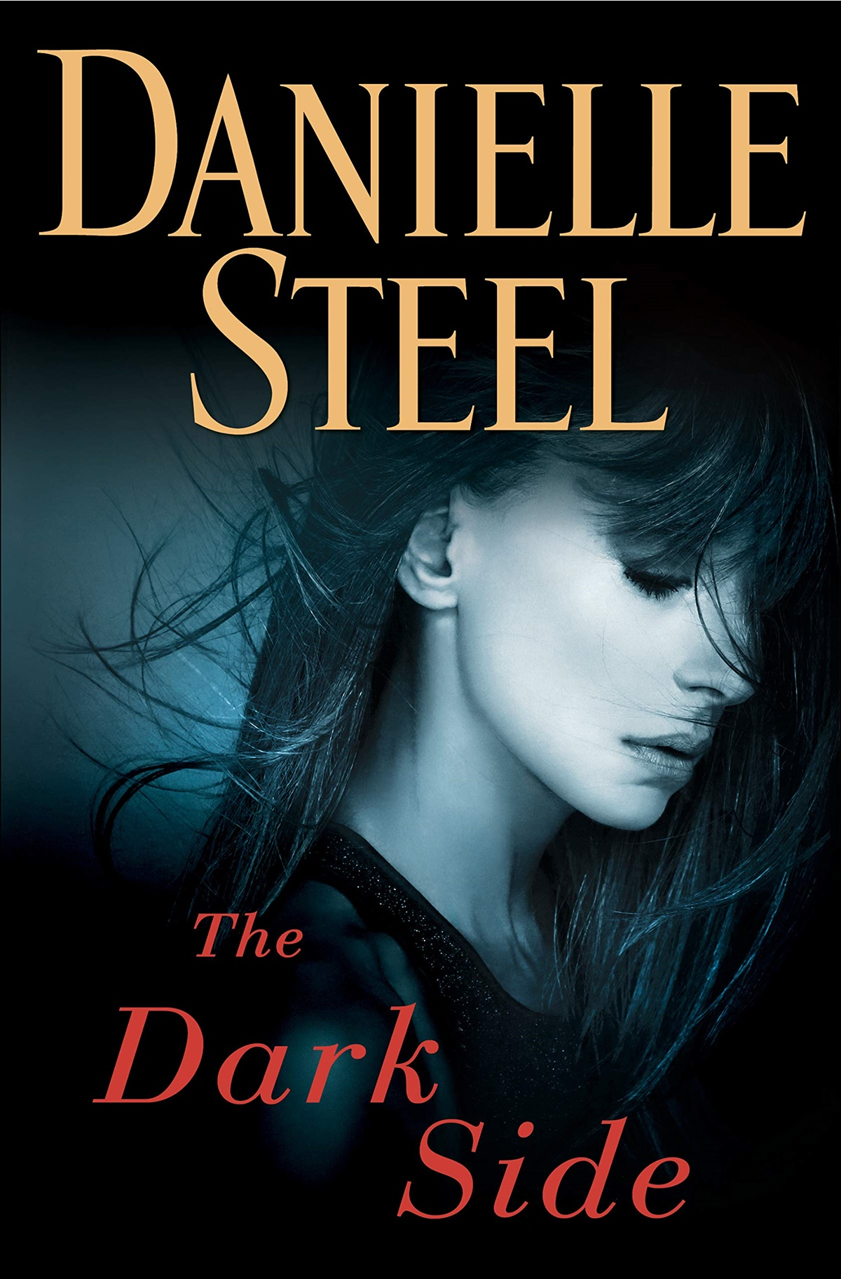 Danielle Steel Books, cover of the Dark Side by Danielle Steel, books