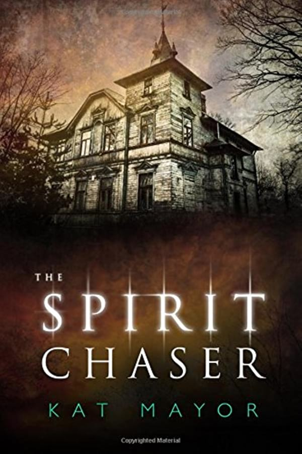 Haunting Romance Novels, cover of The Spirit Chaser by Kit Mayor, books