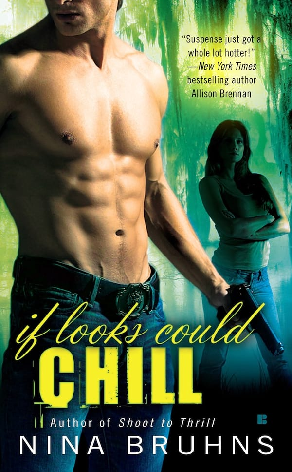 Military Romance Novels, If Looks Could Chill by Nina Bruhns, books