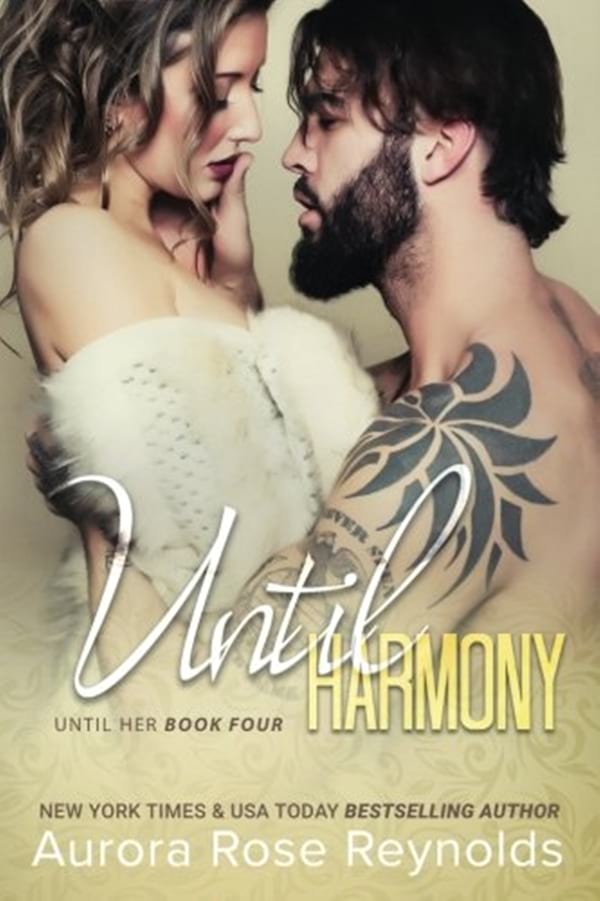 New Romance Audiobooks, book cover of Until Harmony by Aurora Rose Reynolds, books