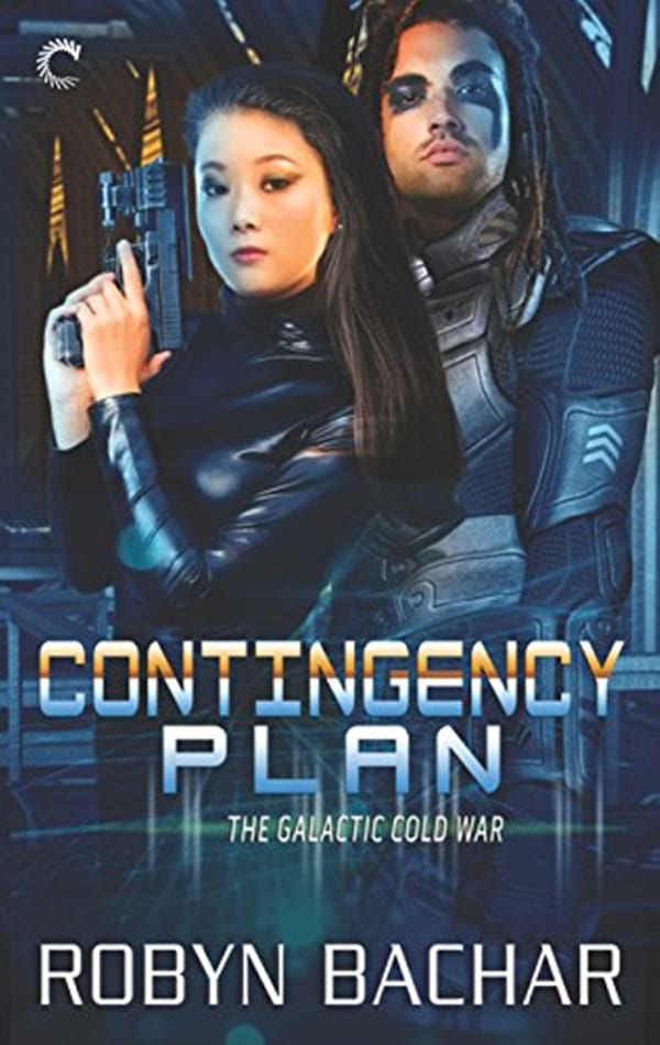 Science Fiction Romance Novels, cover of Contingency Plan by Robyn Bachar, books