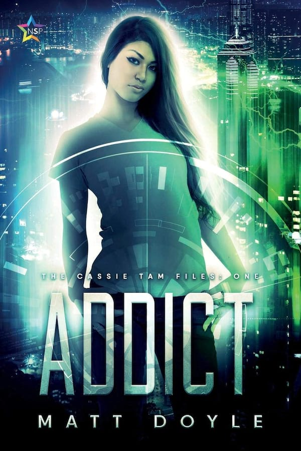 Science Fiction Romance Novels, book cover of Addict by Matt Doyle, books