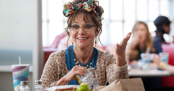 My Name Is Doris, Sally Field in Hello