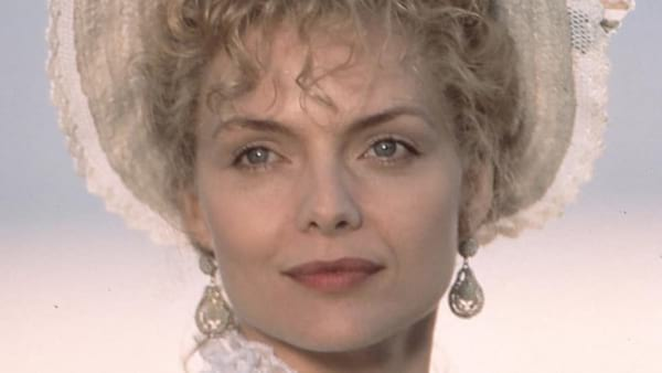 Michelle Pheiffer, The Age of Innocence, period piece, movies