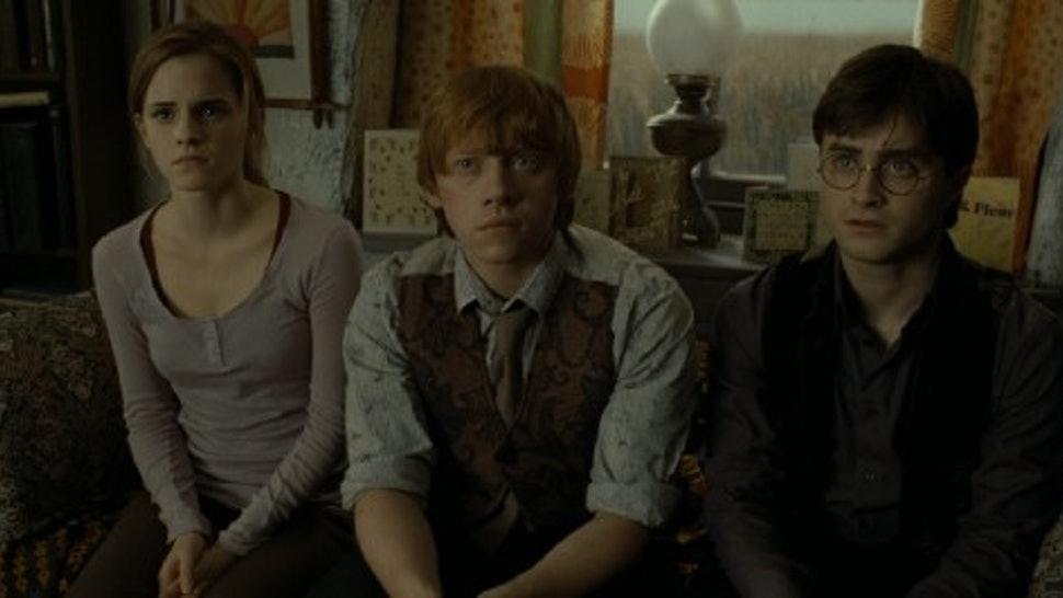 harry potter, Deathly hallows, movies
