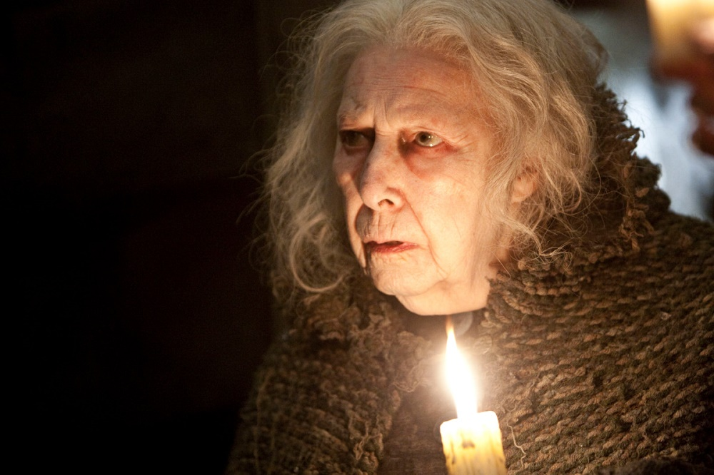 harry potter, Bathilda Bagshot, movies