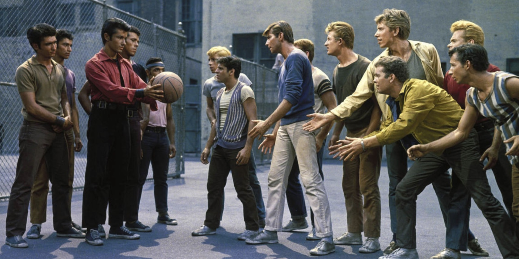West Side Story, movies