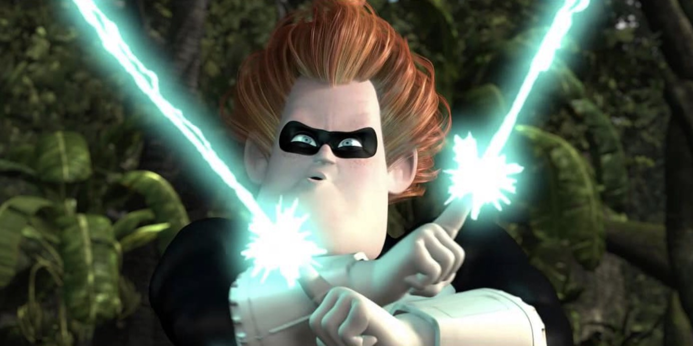 pixar, Syndrome, the incredibles, movies
