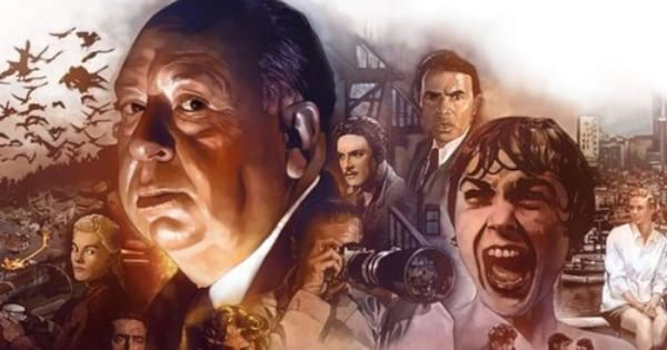 alfred hitchock movies compilation horror