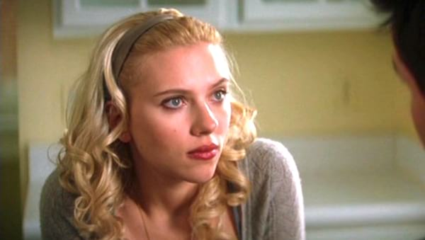 he's just not that into you, scarlett johansson, blonde, shocked, surprised, expression, face, personality, smart, quiz, hero