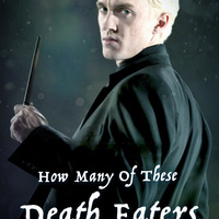 Harry Potter Quiz: How Many Of These Death Eaters Can You Name
