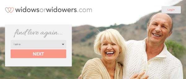 best dating site for widows