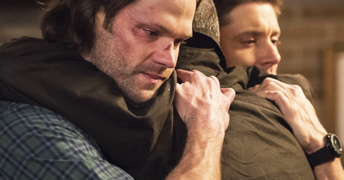 supernatural cancelled ending after season 15 reactions twitter