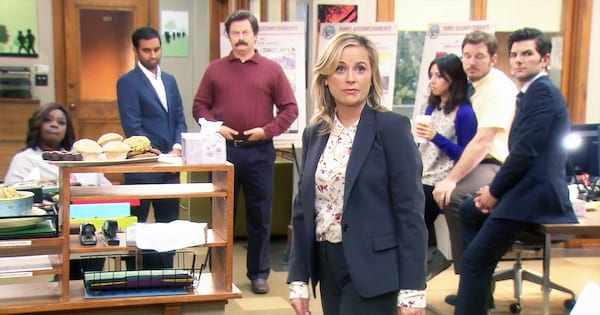 parks and recreation revival series