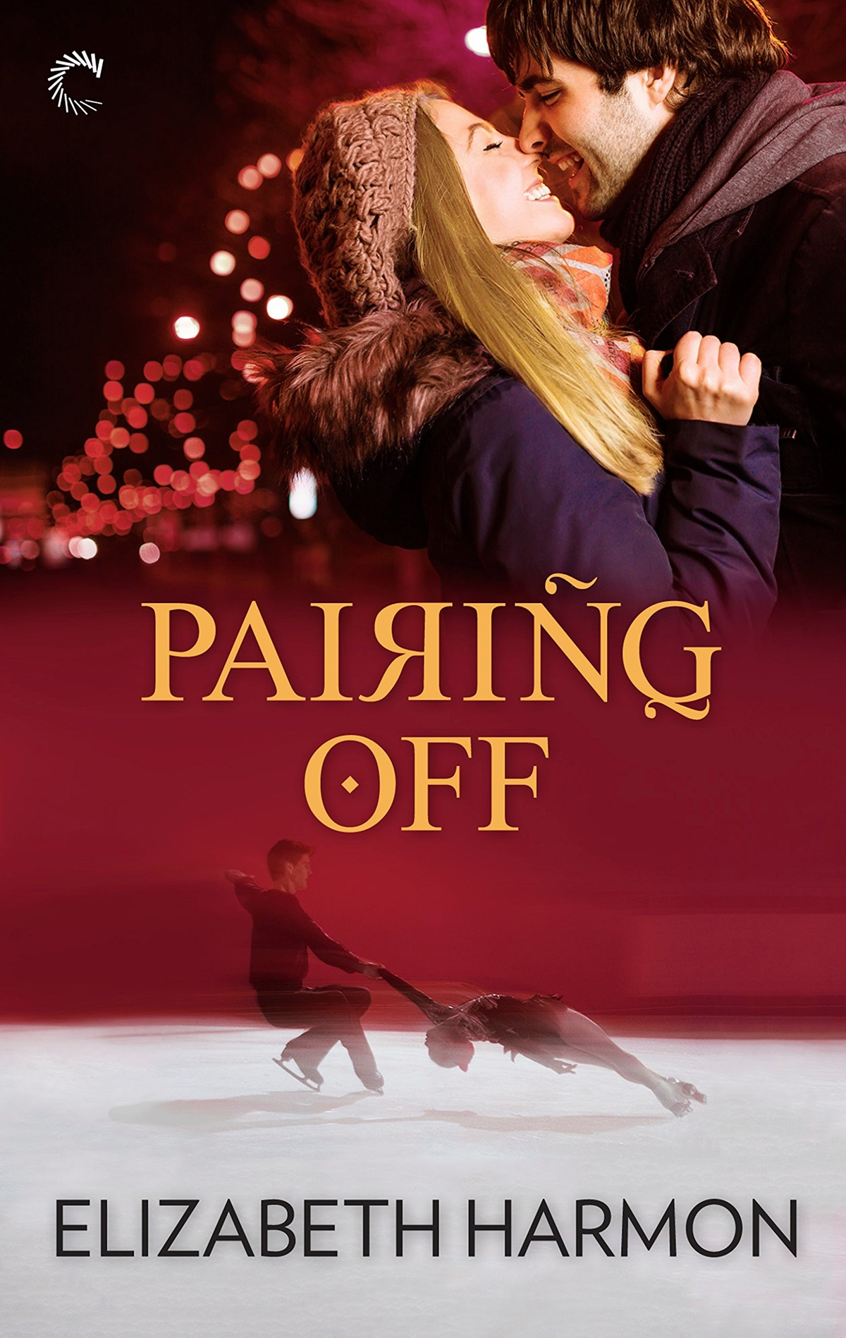 Sports Romance Novels, cover of Pairing Off Elizabeth Harmon, books