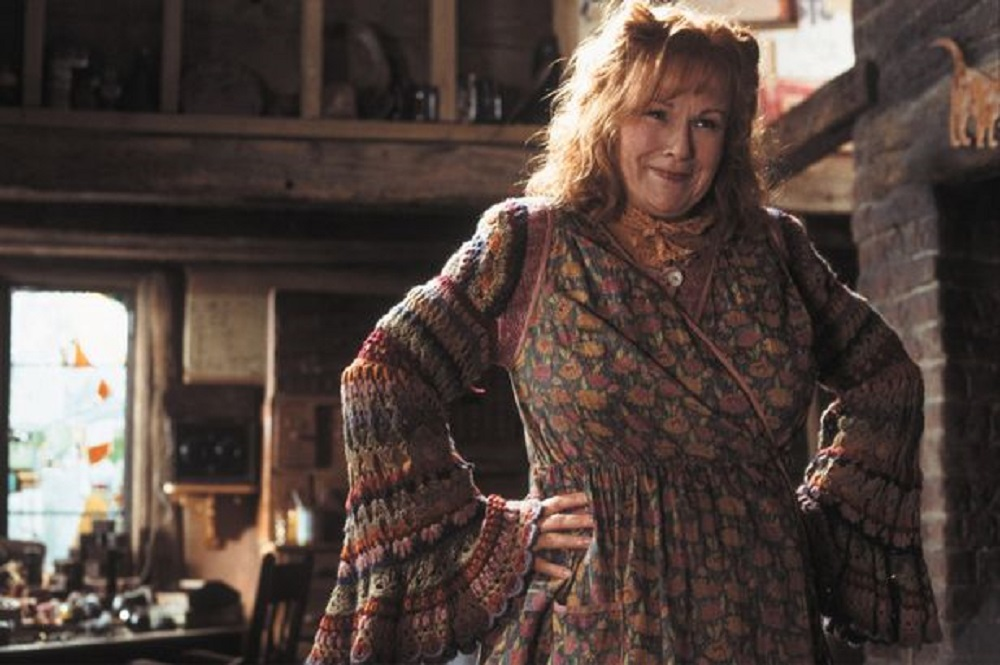 harry potter, Molly Weasley, movies