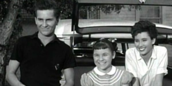 retro tv show, tv, father knows best