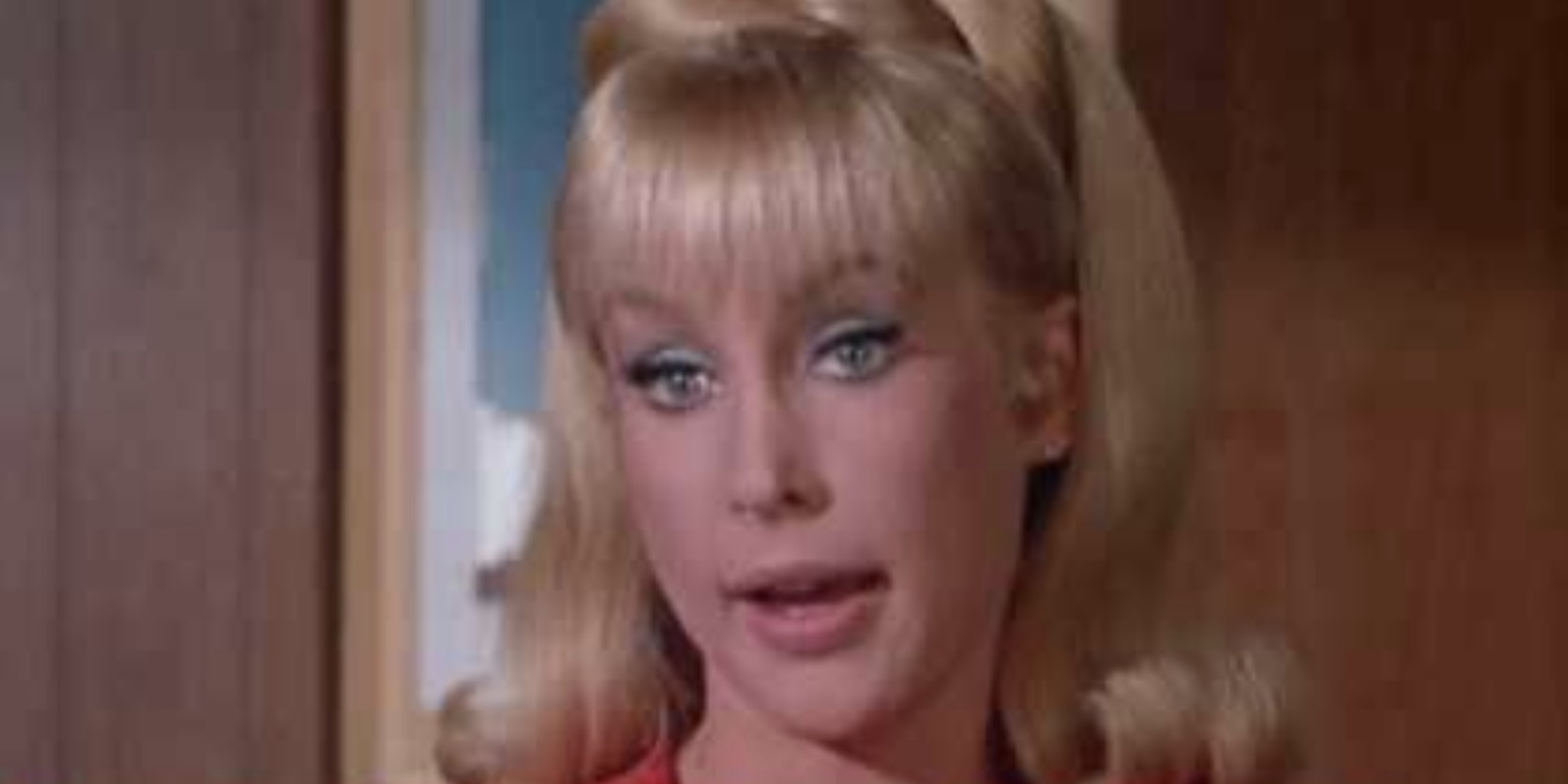 I Dream of Jeannie, 60s tv actress, tv
